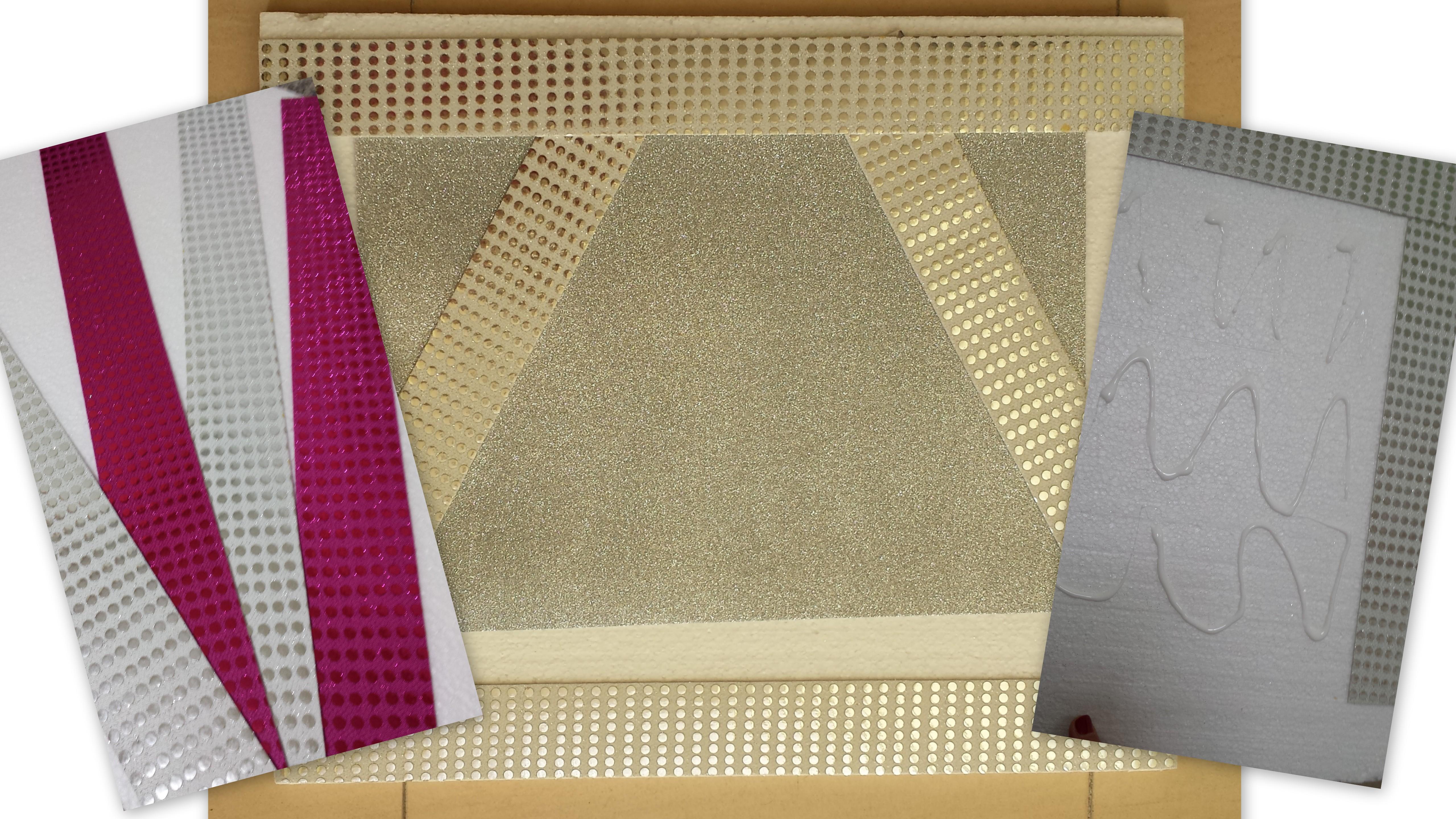 Hacer un marco para un photocall fuera los tacones - Como hacer un photocall casero ...